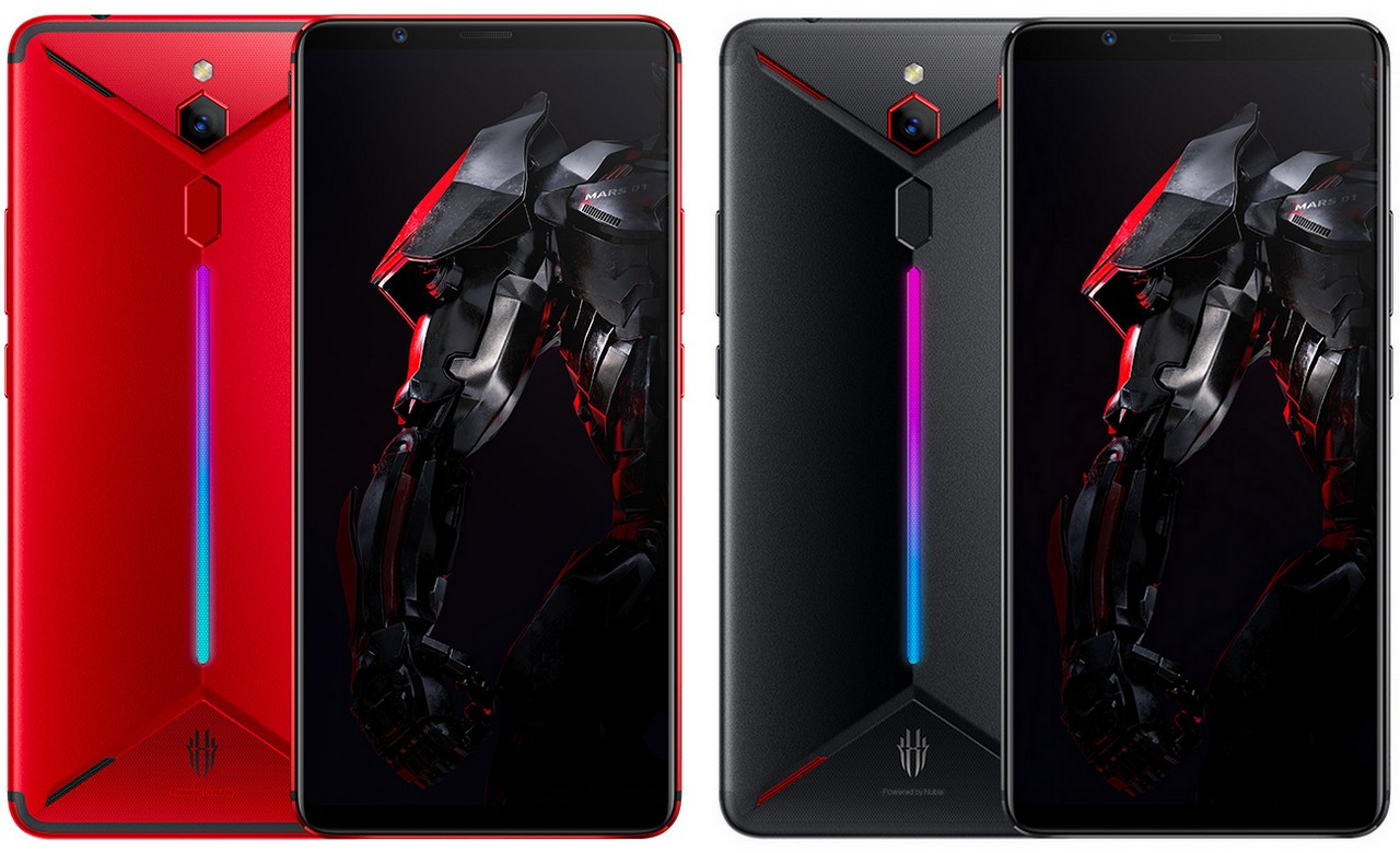 Смартфон Nubia Red Magic Mars