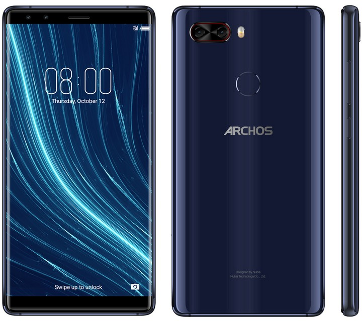 Смартфон Archos Diamond Omega